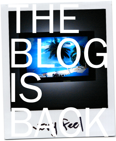 blogisback